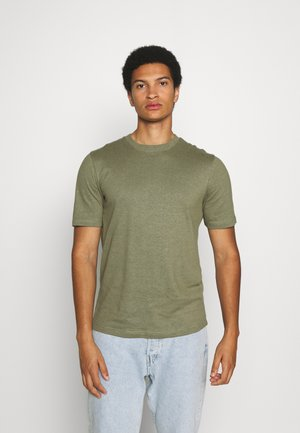 BALLUM  - T-shirts - deep lichen green