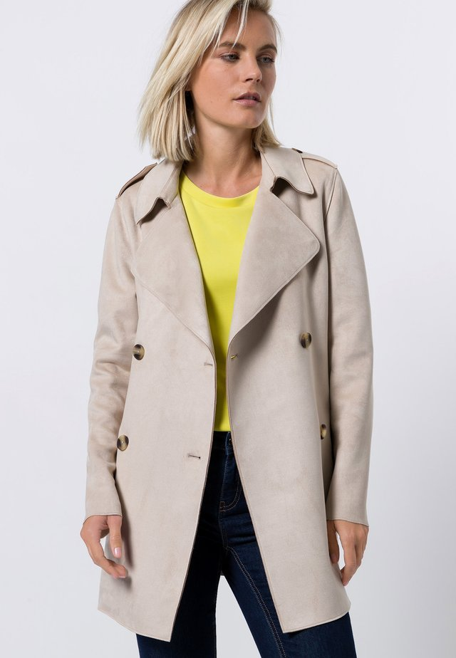 Trenchcoat - cream