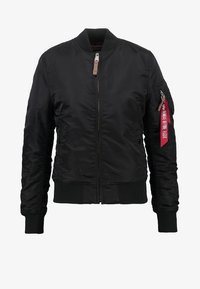 Alpha Industries - Bomber Jacket - black - 5