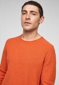 s.Oliver - Pullover - orange - 2