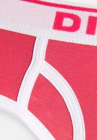 Diesel - UFPN-OXY PANTIES 3 PACK - Briefs - pink/flieder/soft rosa - 5