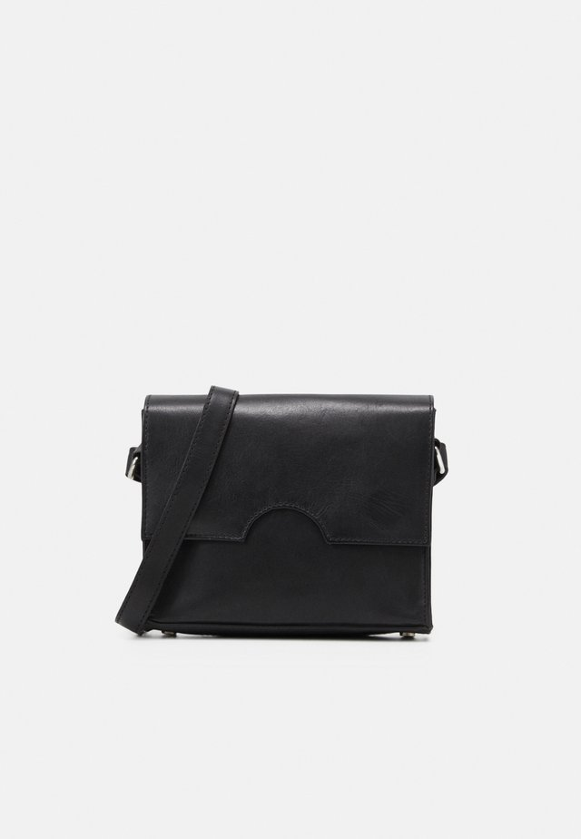 NOBI VINTAGE CROSSBODY - Schoudertas - black