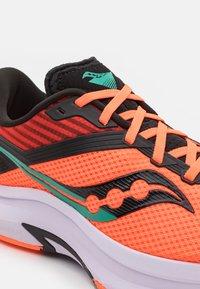Saucony - AXON - Neutral running shoes - vizi/black - 5