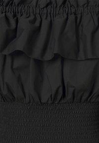 Gina Tricot - EXCLUSIVE BELLE OFFSHOULDER - Blouse - black - 2