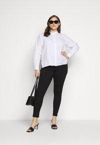 Dr.Denim Plus - LEXY PLUS - Jeans Skinny Fit - black - 1