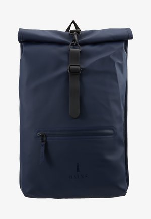 ROLL TOP - Mochila - blue