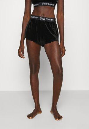 VENICE SHORTS - Pyžamový spodní díl - black