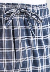 Marc O'Polo - Pyžamový spodní díl - dark blue - 3