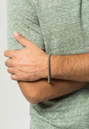 Armband - silver-coloured/grey