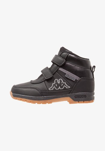 BRIGHT MID - Snowboots  - black
