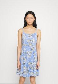 GAP - CAMI DRESS - Day dress - blue - 0