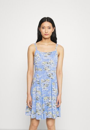 CAMI DRESS - Day dress - blue
