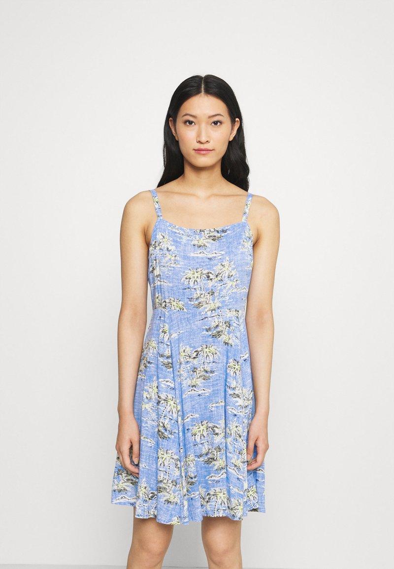 GAP - CAMI DRESS - Day dress - blue