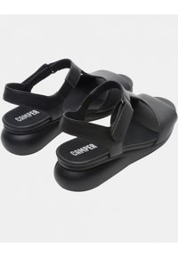 Camper - BALLOON - Wedge sandals - black - 3