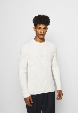 PHANOS CREW - Jumper - off white