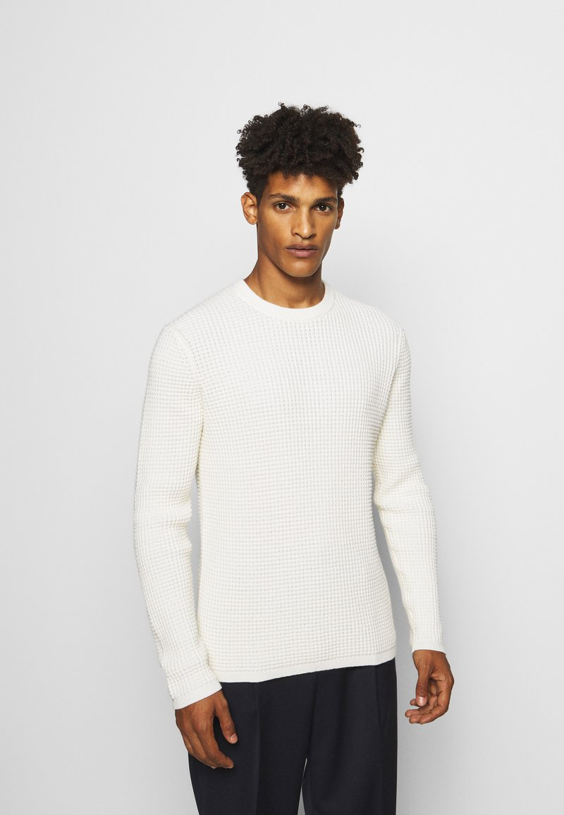 Theory - PHANOS CREW - Pullover - off white