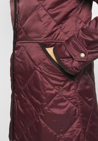 Barbour - PEPPERGRASS QUILT - Winter coat - eggplant - 5