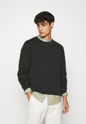 Sweatshirt - Sweater - green dark