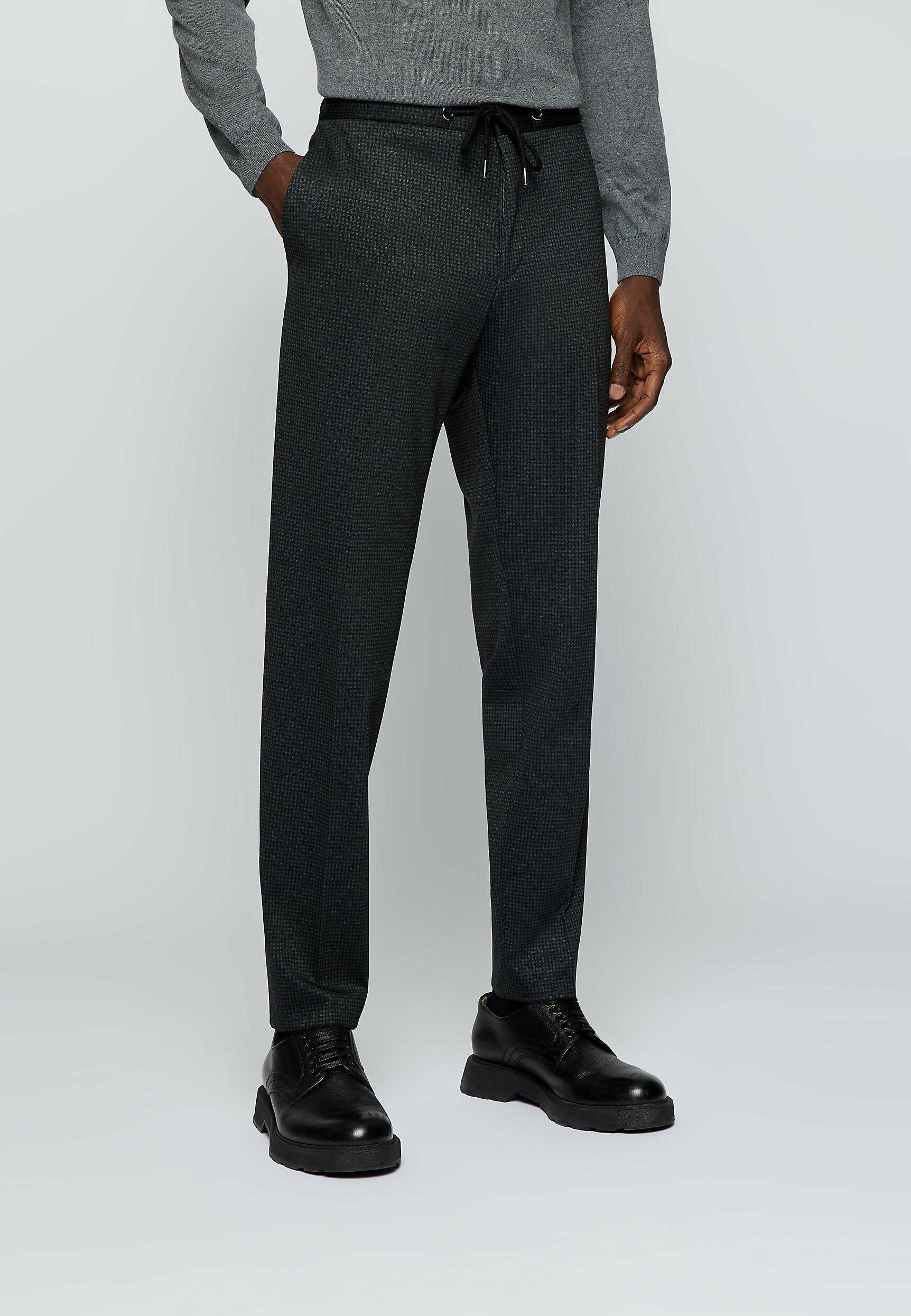 Men GENIUS - Suit trousers
