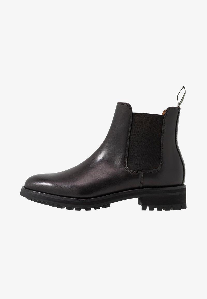 Polo Ralph Lauren - BRYSON - Kotníkové boty - black