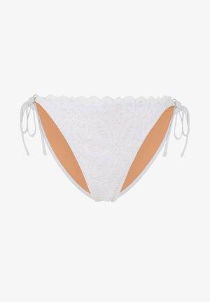 Bikini bottoms - white
