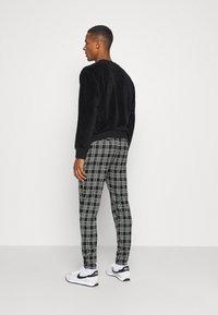 Denim Project - Pantalon classique - dark grey - 2