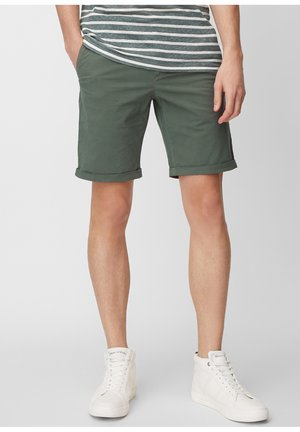 VISBY - Shorts - balsam green