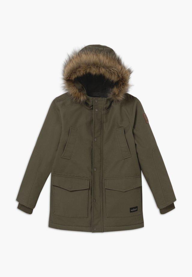 STORM DROP  - Płaszcz zimowy - kalamata