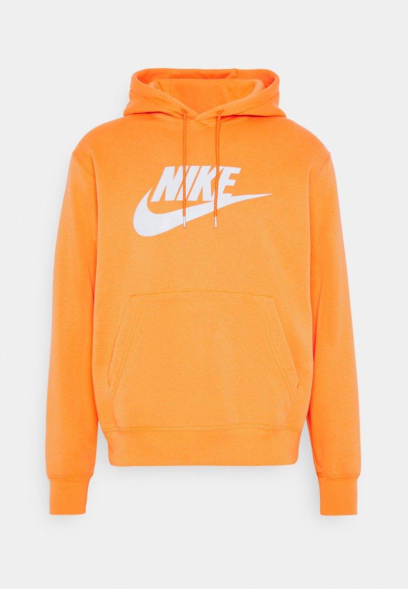 Nike Sportswear - HOODIE - Hoodie - electro orange