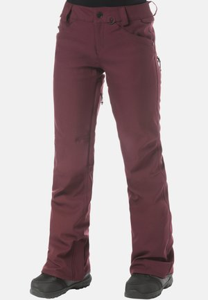 SPECIES STRETCH - Pantalons outdoor - purple
