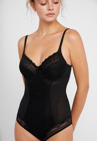 Pour Moi - REMIX UNDERWIRED - Body - black - 4