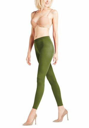 Leggings - Stockings - green