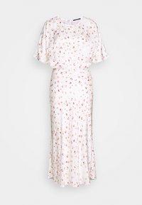MOVE ROSANA DRESS - Day dress - white