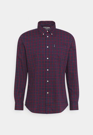 BARBOUR COUNTRY CHECK TAILO - Shirt - navy
