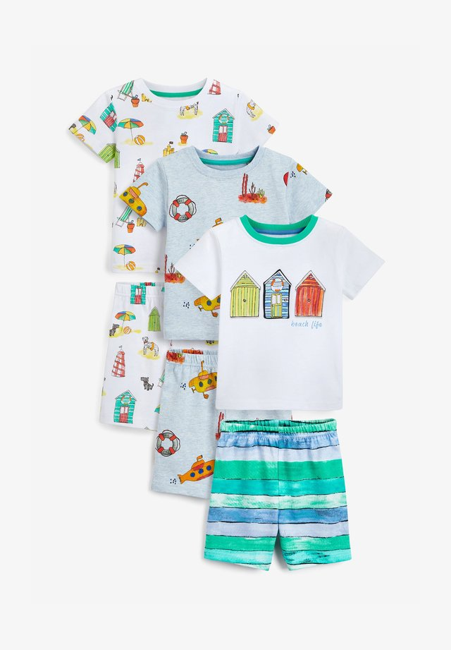 3 PACK - Pyžamová sada - multi-coloured