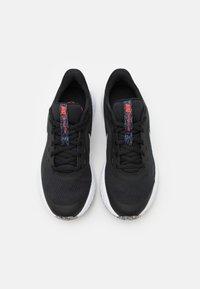 Nike Performance - REVOLUTION 5 MTF UNISEX - Neutral running shoes - black/white/bright crimson - 3