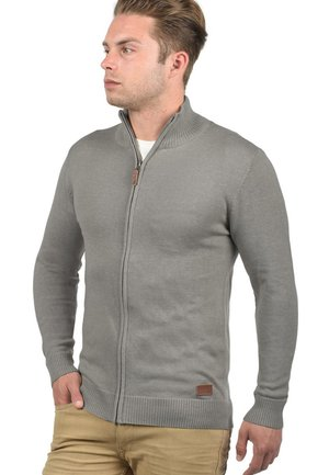 NORMAN - Cardigan - light grey