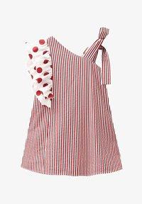 Dadati - Day dress - dark red - 0
