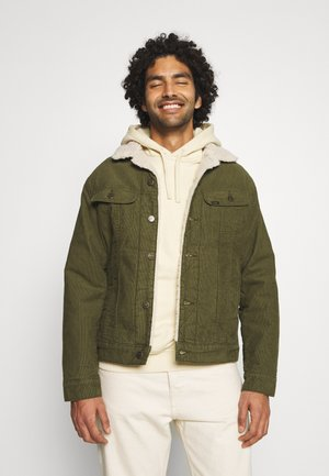 SHERPA  - Light jacket - olive green