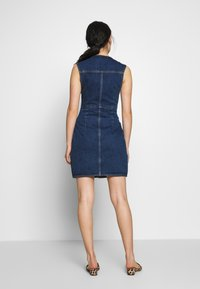 Neuw - ETTA DRESS - Denim dress - dark-blue denim - 2