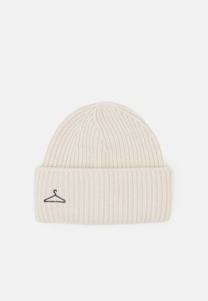 HYPNOTIZED BEANIE - Bonnet - off-white