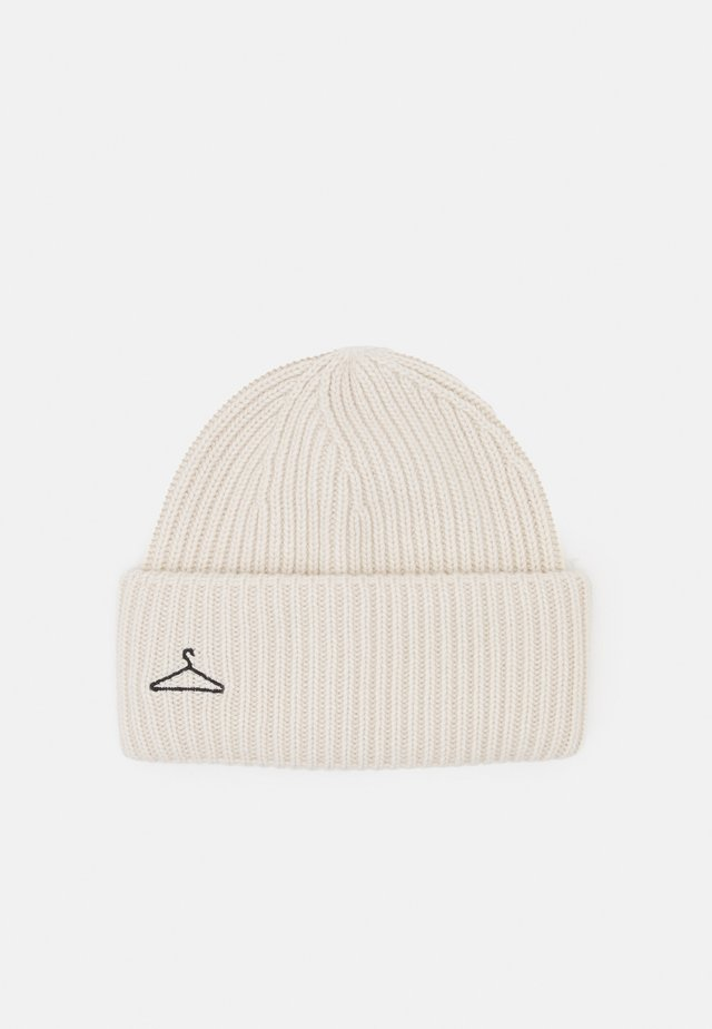 HYPNOTIZED BEANIE - Mössa - off-white