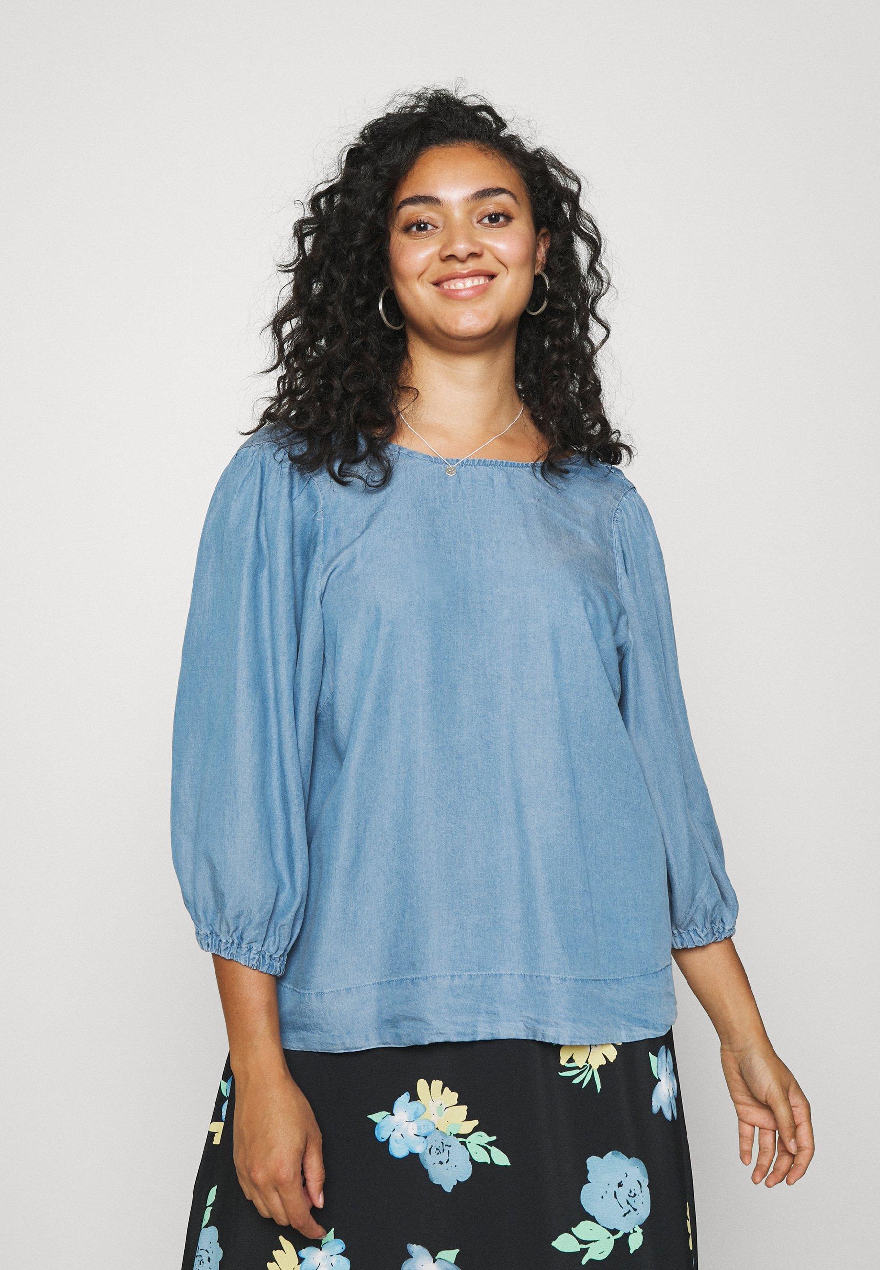 Women CARJEMMA LIFE PUFF TOP - Long sleeved top