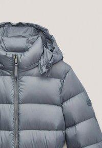 Massimo Dutti - Down jacket - blue - 4