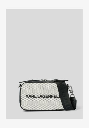 Camera bag - black/ white