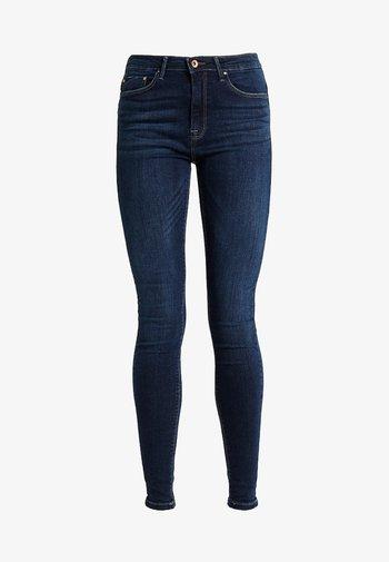 ONLPAOLA  - Jeans Skinny Fit - dark blue denim