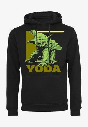 YODA - Hoodie - black