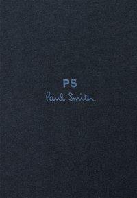 PS Paul Smith - Top sdlouhým rukávem - dark blue/red/green - 2
