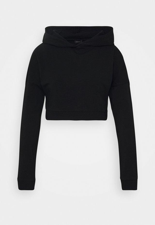 UFLT-ANGHEL SHIRT - Bluza - black