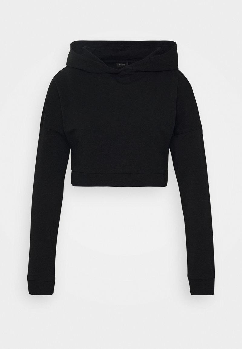 Diesel - UFLT-ANGHEL SHIRT - Sweatshirt - black